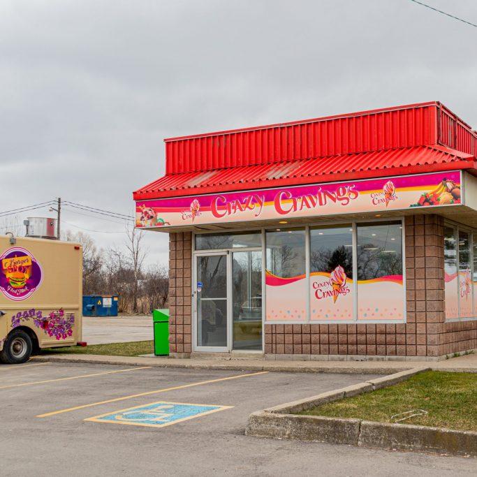 Crazy Cravings Ice Cream Store Ancaster